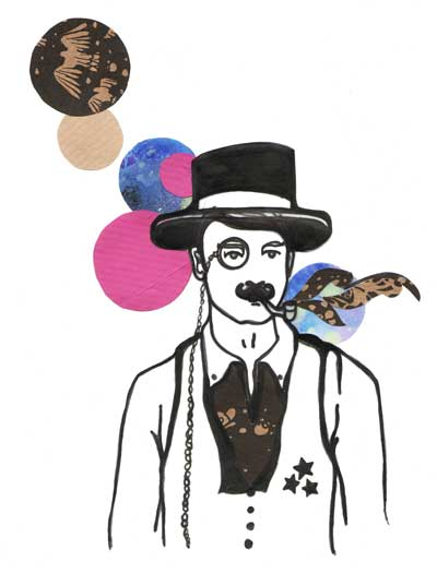 Victorian Guy