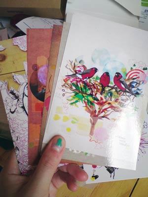 Postcards no. 3.