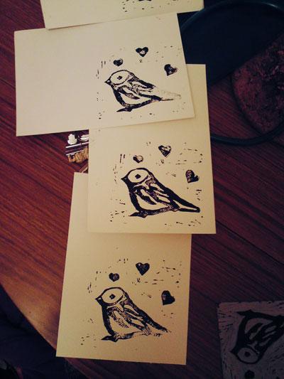 More prints!