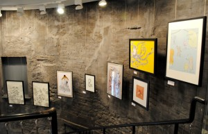 On These Magic Shores Exhibition