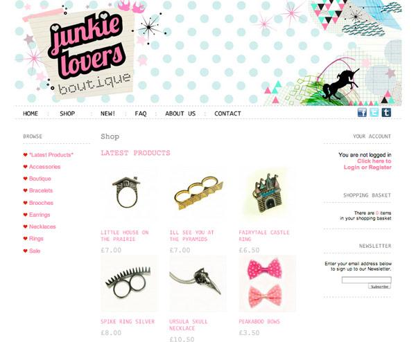 Junkie Lover's Boutique