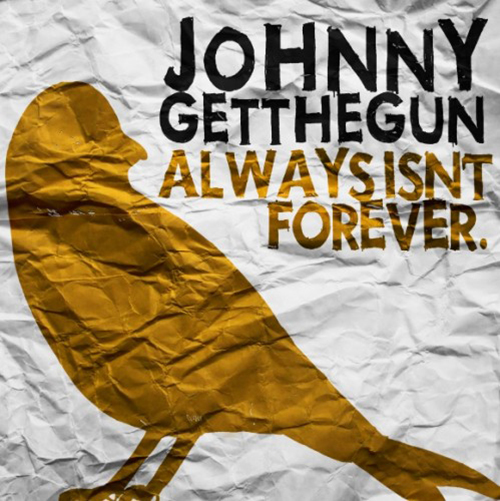 Promotional Material for Johnny Get The Gun