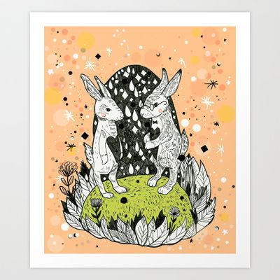 Together- Society6
