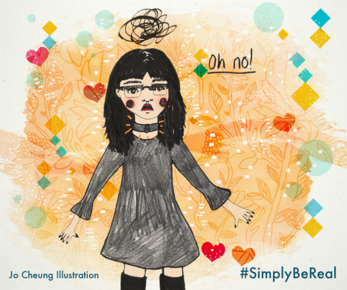 Simply Be Real Campaign