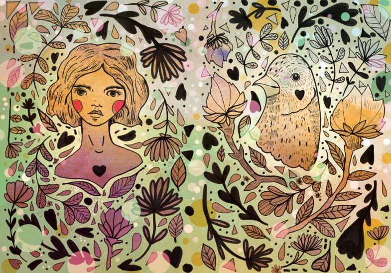 Bird-Girl
