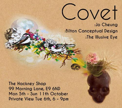 Covet Flyer