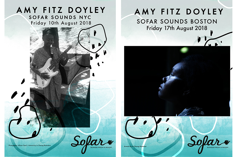 Amy Fitz Doyley Sofar Sounds