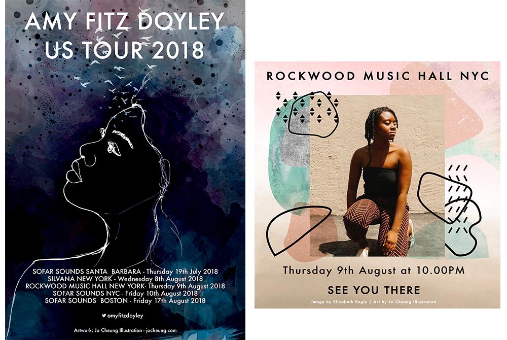 Amy Fitz Doyley Sofar Sounds