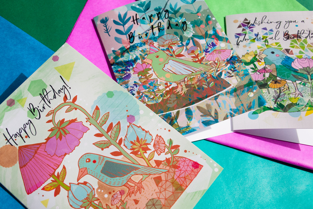 Bird-Cards