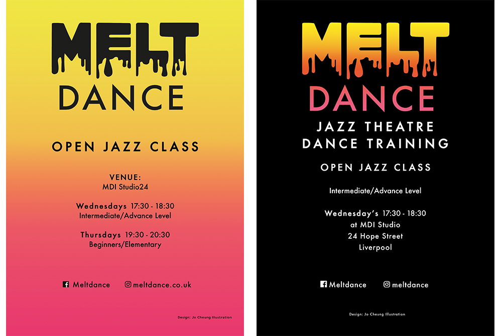 Melt Dance